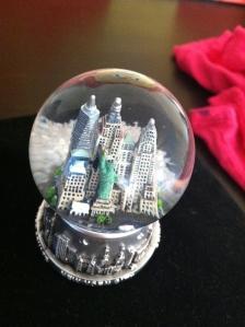 snow globe-nyc