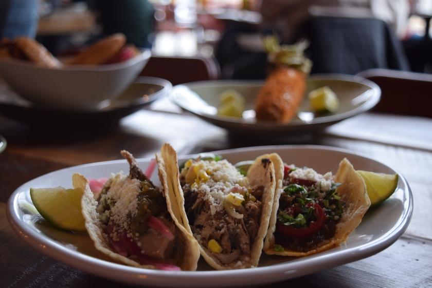 LaPrincipal_Lengua_Carnitas_RedMole_Tacos